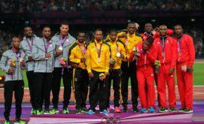 #JO2012 : 4X100 m Hommes la domination pigmentaire