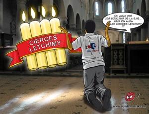 """Martinique : """" On aura pas les Boucans de la baie...mais on aura les cierges #Letchimy """""""
