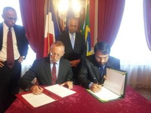 La Guyane et l'Amapa vont coopérer