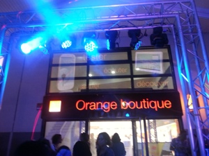 Aspect geek entre Martinique et #Orangeexperience