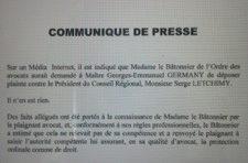 Madame le bâtonnier de Fort-De-France a t-elle peur de la violence de Serge Letchimy ?