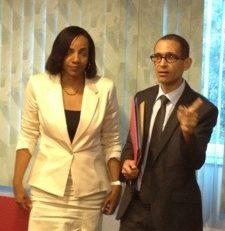 Corinne Mencé-Caster nouvelle présidente de l'Université des Antilles et de la Guyane