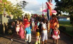 Carnaval en famille