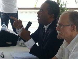 """Alex Ursulet avocat d'Alfred Marie-Jeanne : """"Ce dossier est vide et éminemment politique"""""""