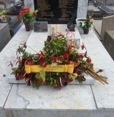 Ce jour je suis allé voir Aimé Césaire