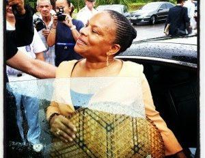 Christiane Taubira libère son programme