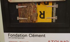 Atoumo de Christophe Mert à la Fondation Clément