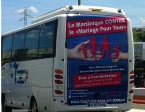La #Martinique  contre le mariage pour tous