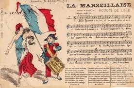 """""""Chamoiseau...grosse merde lève toi pour chanter la Marseillaise"""""""