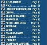 Palmarès des Régions de France: la Guyane première Région d'outremer