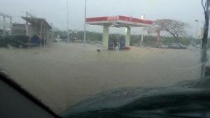 Inondations en  #Martinique