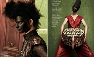 Pourquoi l'industrie de la mode maquille-t-elle les mannequins blanches en noires?