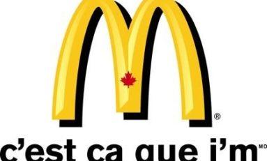 Le jour où les martiniquais imposeront à Mc Donald'S de mettre un bakoua un artichaut sucré ou un menhir créole sur leur logo...