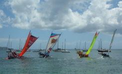 Yole Ronde de Martinique à la Française : Trophée Transat Bretagne/Martinique