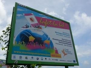 La #Martinique un paradis entre bwa drésé et boules
