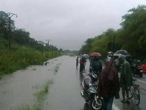 La Guyane en vigilance Orange