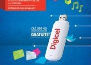 Digicel lance  la 4G en...Haïti