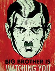 Big Brother is Watching us : le gouvernement états-unien espionne l'humanité