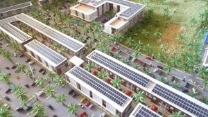 Le projet Basse Gondeau...centre commercial ou zone artisanale ? A vous de juger