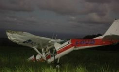 Autopsie de l'accident d'avion du 27 décembre 2011 à Basse-Pointe en #Martinique