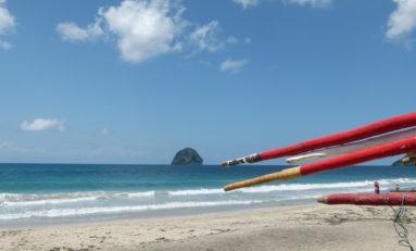 Yole ronde de Martinique : Prix du Rocher au Diamant