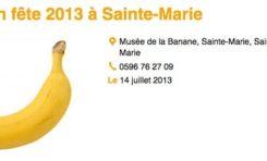 Le 14 juillet...la #Martinique fête la...Banane