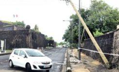 Tempête #Chantal : Les photos des dégâts en #Martinique