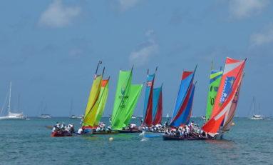 Tour des yoles de #Martinique 2013 : Aujourd'hui les Outsiders
