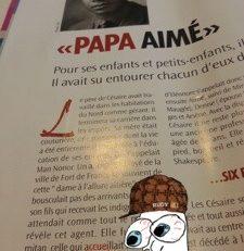 """Aimé #Césaire : """" #Rudy m'a tuer"""""""