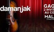 Jouez et tentez de gagner votre place pour le Concert de #Malavoi en #Martinique