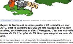 Quand #France-Antilles et #Martinique Première ne sont pas sur la même longueur d'onde