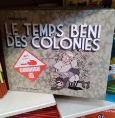 Une BD négrophobe vendue à la Réunion
