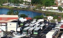 Fin du conflit des bus à Fort-de-France en#Martinique