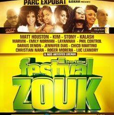 3éme édition du Festival de Zouk de la Réunion