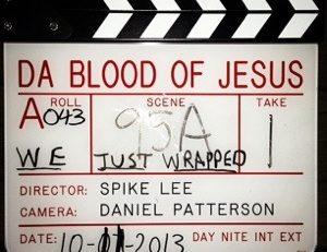 Spike Lee vient de terminer le tournage de son prochain film : « Da blood of Jesus »