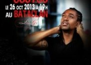PLACE TO BE : Medhy Custos au Bataclan