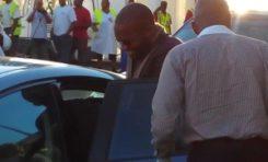 Les premières photos de Thierry #Dol en #Martinique