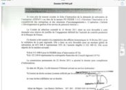 Cas EXPAY : Les documents