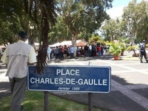 Le 11 novembre à la Plaine des Palmistes  à l'île de la #Réunion