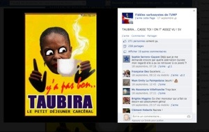 #RACISME EN FRANCE : APRÈS le #FN L'#UMP MONTRE SON VRAI VISAGE