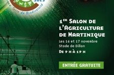 1er Salon de l'agriculture de #Martinique