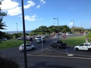 Énième grève en #Martinique...