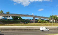 Transport,  pas de joie en Martinique