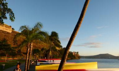 Yole ronde de Martinique : Prix du Semi Marathon à Fort de France