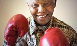 Nelson #Mandela est mort