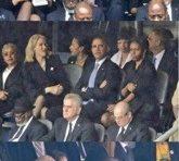 C'est la mère Michelle...qui casse la baraque à Barak