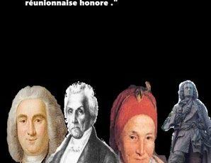 Ces familles d'esclavagistes que la société réunionnaise honore