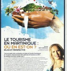 #Tourisme en #Martinique : Karine Roy-Camille doit-elle prendre des vacances ?