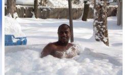 Vague de froid aux USA...