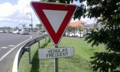 La #Martinique...attention...VERGLAS